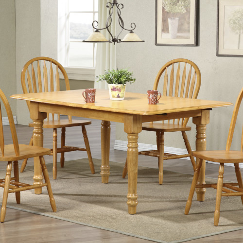 Sunset Trading 5pc Butterfly Dining Set with Arrowback ...