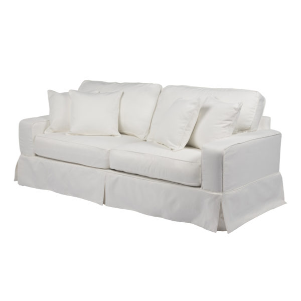 Sunset Trading Americana Slipcovered Sofa Color 391081