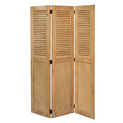 Vintage Casual Room Divider - front view - CF-1181-0252