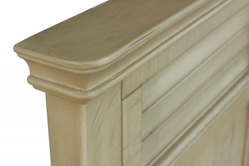 Shades of Sand Queen bed - headboard detail - CF-2301-0489-QB