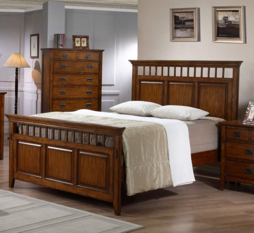 Tremont Collection - Bed in room setting-SS-TR900