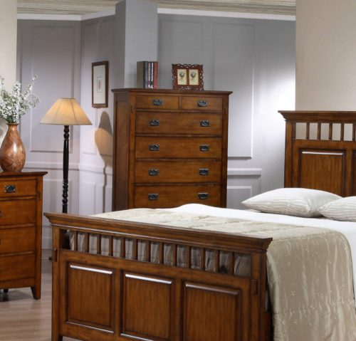 Tremont Collection - Chest in room setting - SS-TR750-CH