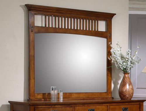 Tremont Collection - Mirror in room setting- SS-TR750-MR