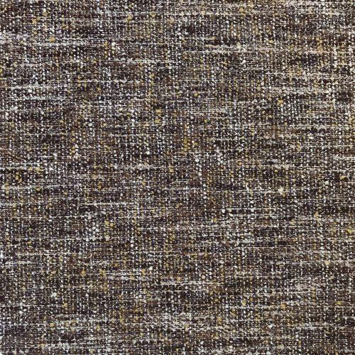 Heathered Black Brown Soft Tweed Swivel Chair - Fabric swatch SU-1705-93-871885