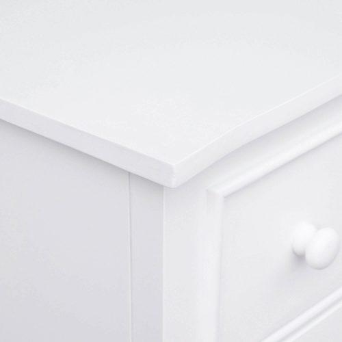 Dresser with Mirror - top detail - CF-1130-34-0150