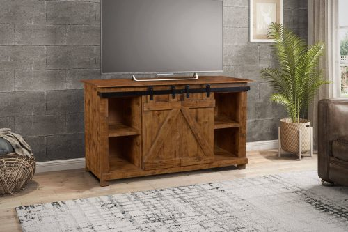 Rustic Collection Console in living room HH-2975-060