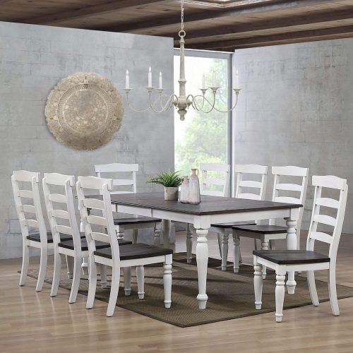 French Chic - Ladder Back Chair - Table Setting - DLU-FC4296-5