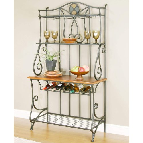 Bakers Rack - kitchen setting CR-W2597-85