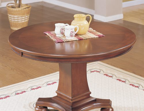 Bellagio Collection - Flip top dining and game table - living room setting CR-87148-63-TB