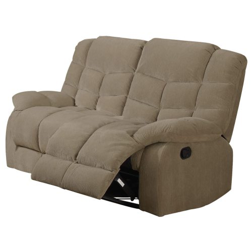 Heaven on Earth Collection - Reclining loveseat - Side view - SU-HE330-205