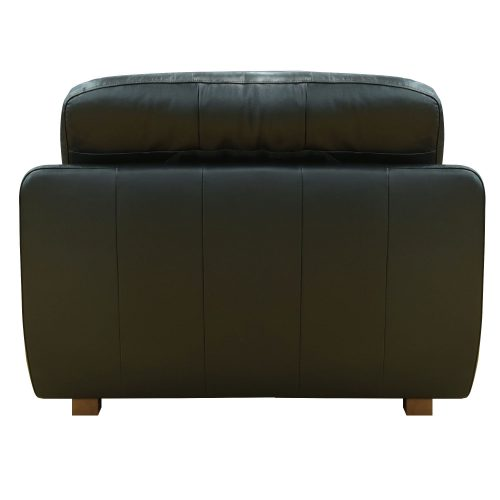 Jayson Chair in Black - Back view - SU-JH3780-101SPE