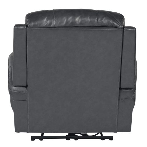 Luxe Collection - Reclining Armchair - back view - SU-9102-94-1394-85