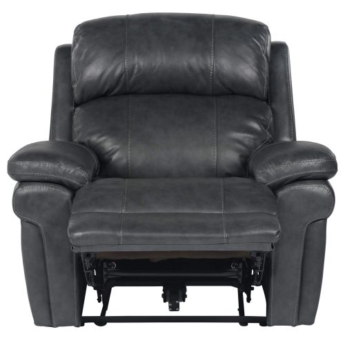 Luxe Collection - Reclining Armchair - front view partial recline - SU-9102-94-1394-85