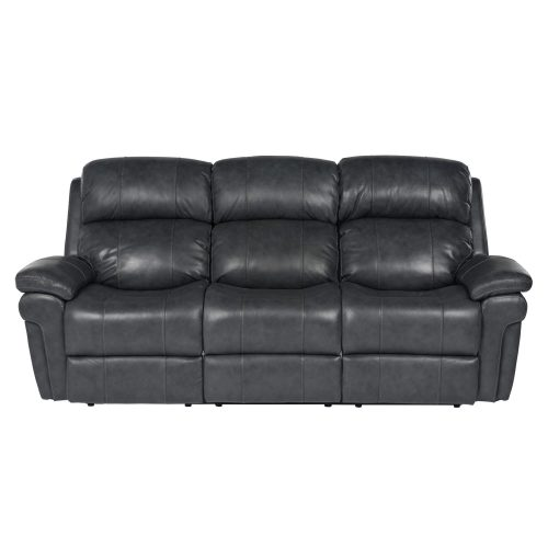Luxe Collection - Reclining Sofa - front view - SU-9102-94-1394-58