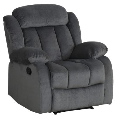 Madison Collection - Reclining armchair - shown in Charcoal - SU-ZY550-108