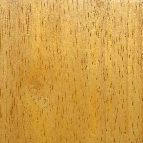 Regal kitchen cart on casters with light oak finish - Light Oak wood detail - DCY-CRT-03-LO