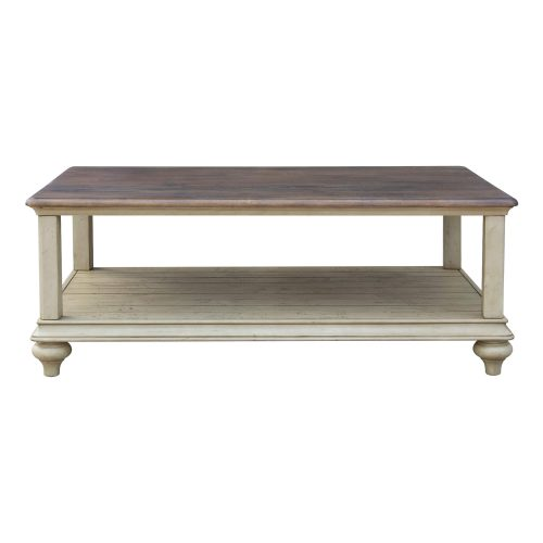 Shades of Sand Storage table - front view - CF-2390-0490