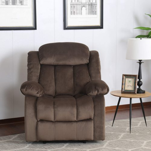 Teddy Bear Collection - Reclining armchair - living room setting front view - SU-ZY660-108