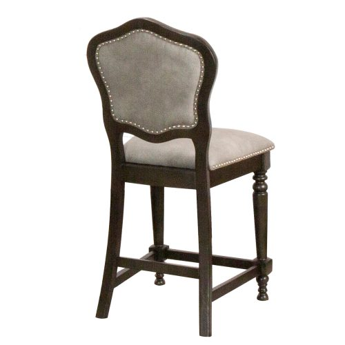 Vegas Collection 24 inch high gaming chair - back view - CR-87711-24