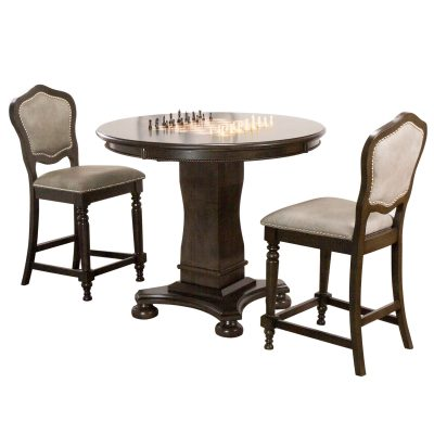 Vegas Collection Poker - Chess - Gaming table CR-87711-TCB-3P