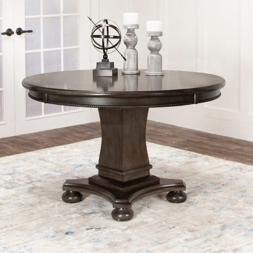 Vegas Collection Poker Table - table top view CR-87711-TCB