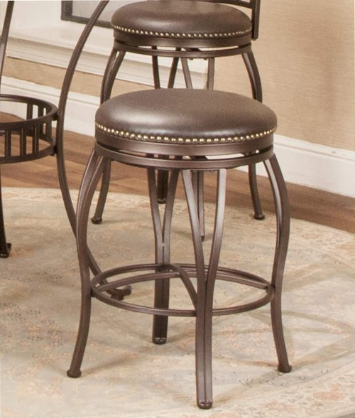 Victoria Dining Collection - Backless Swivel Count stool - room setting - CR-J3005-24-RTA