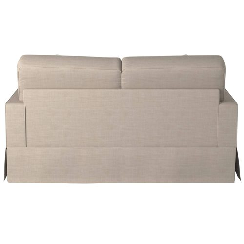Americana Slipcovered Collection - Loveseat - back view SU-108510-466082