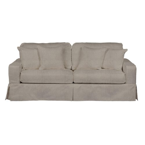 Americana Slipcovered Collection - Sofa - front view SU-108500-220591