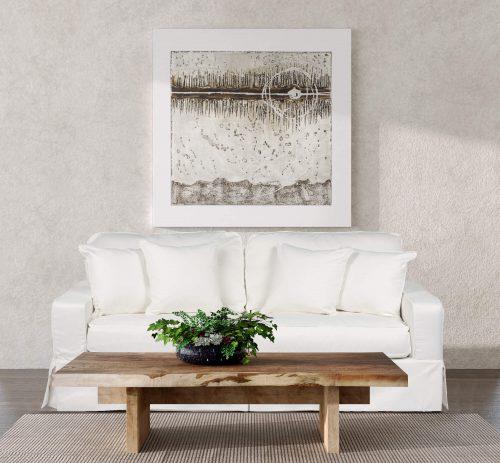 Americana Slipcovered Collection - Sofa - room setting SU-108500-391081