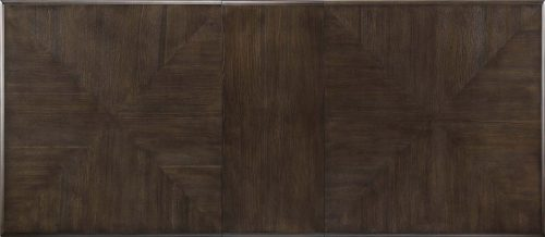 Cali Dining Collection - extendable dining table - table top detail view DLU-CA113