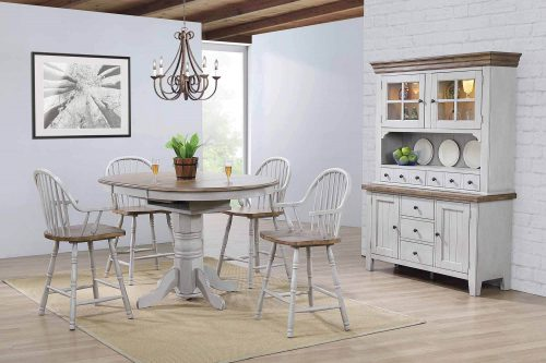Country Grove Collection - Six-piece dining set dining room setting DLU-CG4260CB30AGOBH6