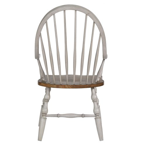 Country Grove Collection - Windsor Armchair - back view DLU-CG-C30A-GO