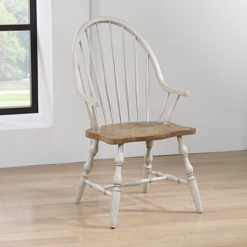 Country Grove Collection - Windsor Armchair - dining room setting DLU-CG-C30A-GO