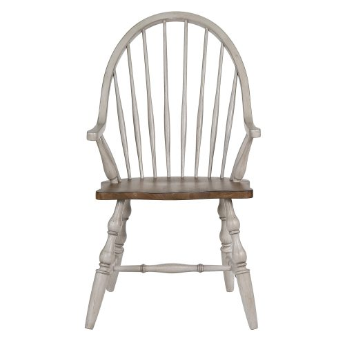 Country Grove Collection - Windsor Armchair - front view DLU-CG-C30A-GO