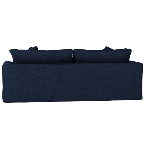 Newport Slipcovered Collection - Sofa - back view SY-130000-391049