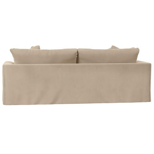 Newport Slipcovered Collection - Sofa - back view SY-130000-391084