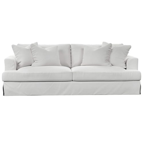 Newport Slipcovered Collection - Sofa - front view SY-130000-391081