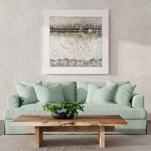 Newport Slipcovered Collection - Sofa - room setting SY-130000-391043