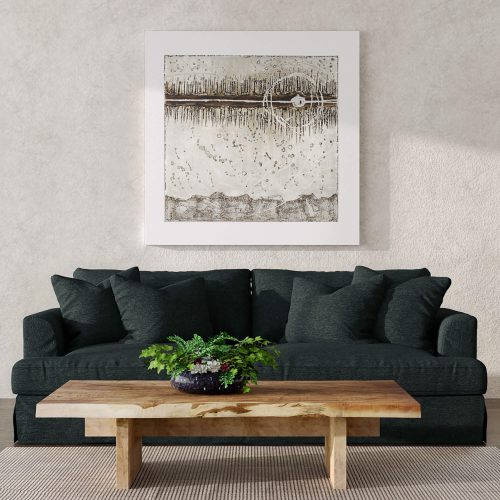 Newport Slipcovered Collection - Sofa - room setting SY-130000-391098