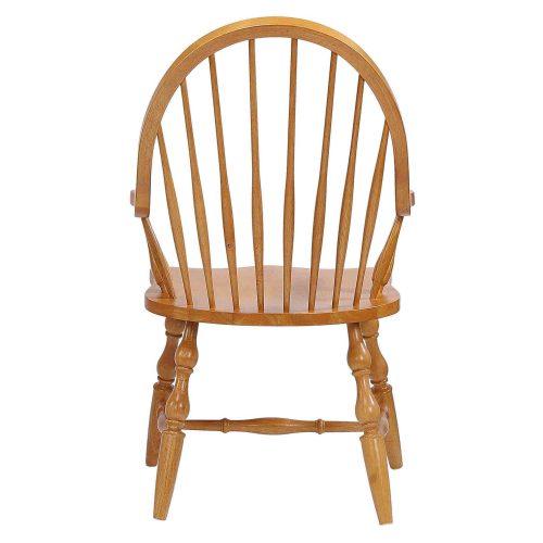 Windsor-Spindleback-Chair-Back-view-DLU-C30A-LO