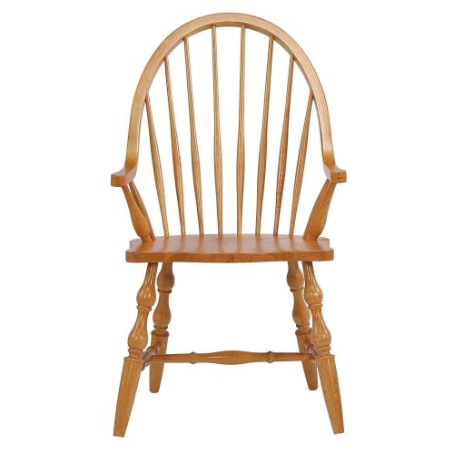 Windsor-Spindleback-Chair-Front-view-DLU-C30A-LO