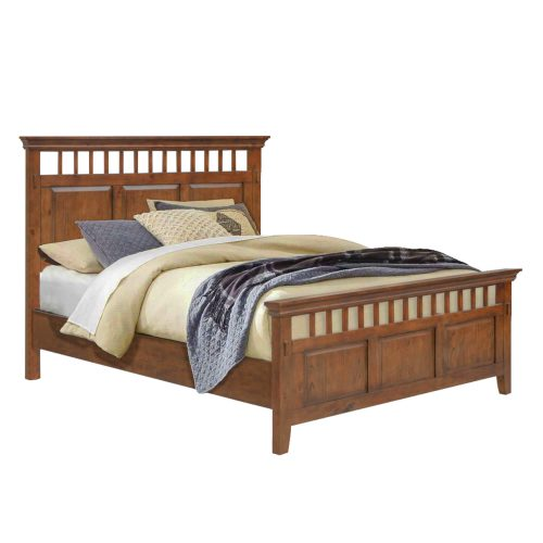 Mission Bay Collection-Queen Bed-CF-4901-0877-QB