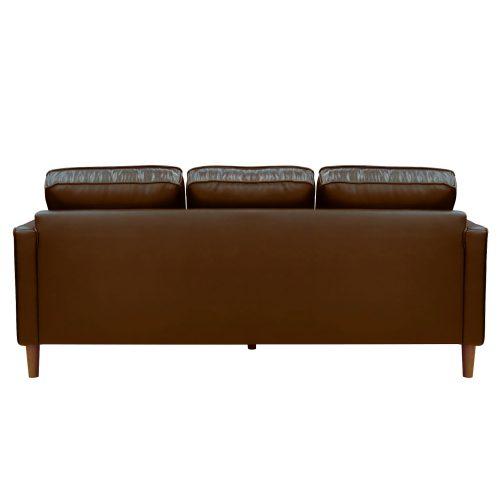 Prelude sofa in chestnut-back view-SU-PR15070-86-300E