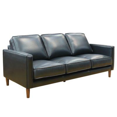 Prelude sofa in black-angled view-SU-PR15070-80-300E