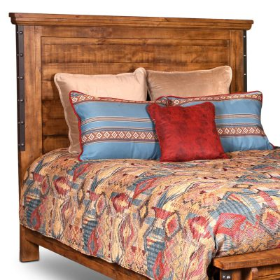 Rustic City Collection- Queen/ King headboard-HH-4365-002