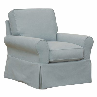 Horizon Collection - Swivel chair-angle view-SU-114993-391043