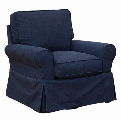 Horizon Collection - Swivel chair-angle view-SU-114993-391049